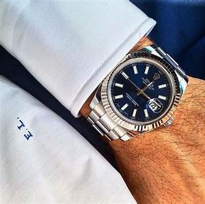 Rolex Datejust Ii On Wrist | www.pixshark.com - Images ...