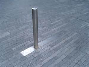 Stainless Steel Bollards Posts