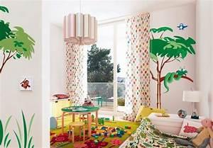 Kinderzimmer Wandgestaltung Ideen : kinderzimmer anstrich ideen ~ Sanjose-hotels-ca.com Haus und Dekorationen