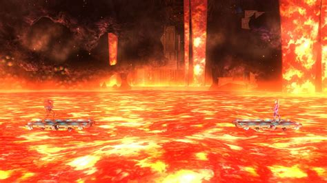 lava l floor norfair stage research smashboards