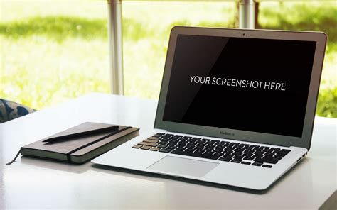 On Macbook Air by 55 Free Macbook Pro Air Psd Mockups
