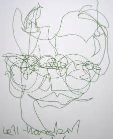 Blind Contour Drawing