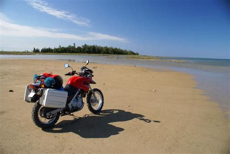 Motorcycle Camping Equipment [slideshow]