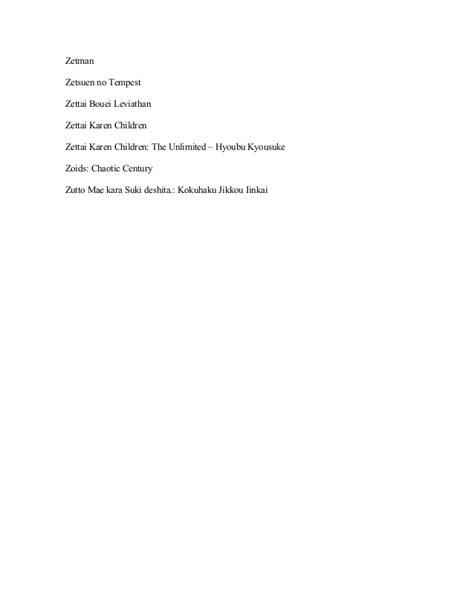 streaming anime zankyou no terror sub indo animeindo net situs streaming online anime review pdf