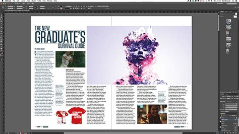adobe in design indesign cc review review digital arts