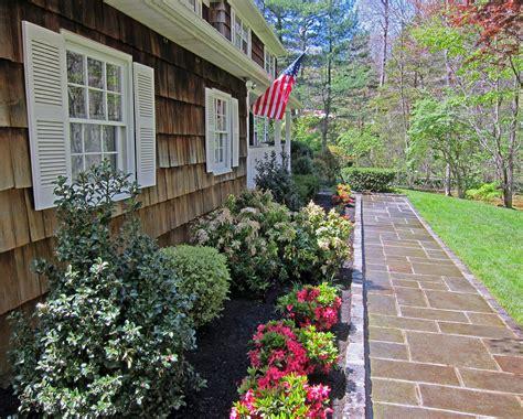 shrub garden design plans landscape design long island landscape installation planning