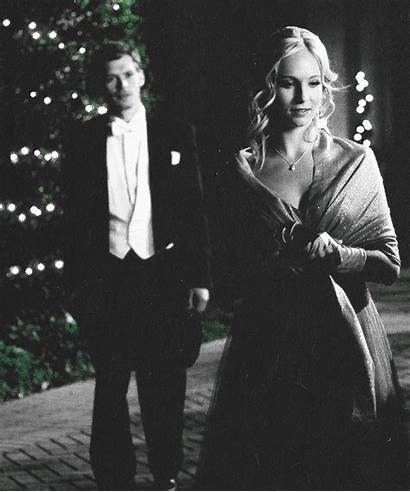 Caroline Forbes Diaries Vampire Klaus Stefan Elena