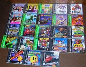 PS1 PlayStation 1 Games