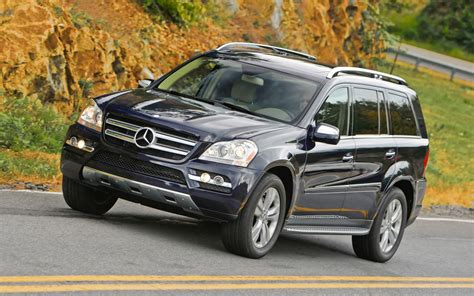 2012 Mercedesbenz Glclass Reviews And Rating  Motor Trend