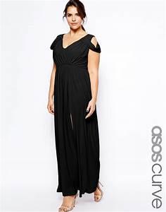 robe noire longue grande taille gothique la robe longue With robe noir grande taille