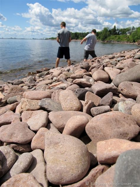 Rock Skipping Competition
