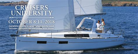 Beneteau Annapolis Boat Show by Cruisers Annapolis Boat Shows