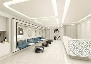 Chic But Welcoming Doctor's Clinic Design Ideas - Bored Art