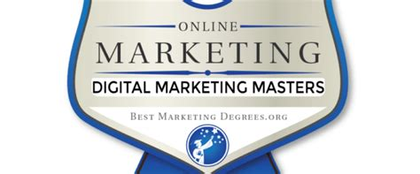 Digital Marketing Degree Programs by Best Marketing Degrees Your Guide To An Education In