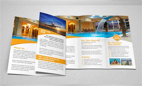 incredible holiday brochures    expressive