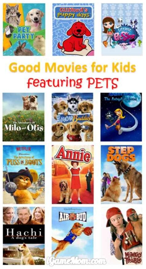 for featuring pets 953   Good movies for kids featuring pets 480x884