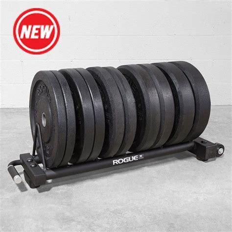 rogue horizontal plate rack  plate storage plate racks diy home gym