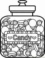 Candy Coloring Pages Printable Sweets Colouring Food Drawing Bar Print Chocolate Lollipop Christmas Template Donuts Coloringpages101 Pops Printables Colorful Children sketch template