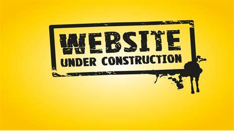 Website Construction Website Construction Hd Wallpaper Background Image