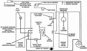 1989 Jeep Cherokee Limited Vacuum Diagram
