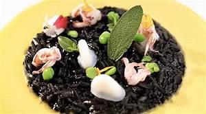 Ricette risotti: Antonio Guida e la ricetta del risotto al nero di seppia