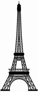 Transparent Eiffel Tower Silhouette PNG Clip Art Image ...