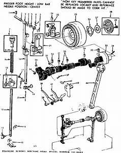 Looking For Kenmore Model 15813450 Sewing Machine Repair