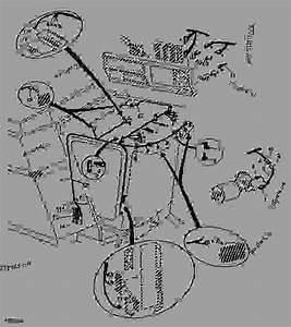 Cab Wiring Harness - Combine John Deere 9410 - Combine