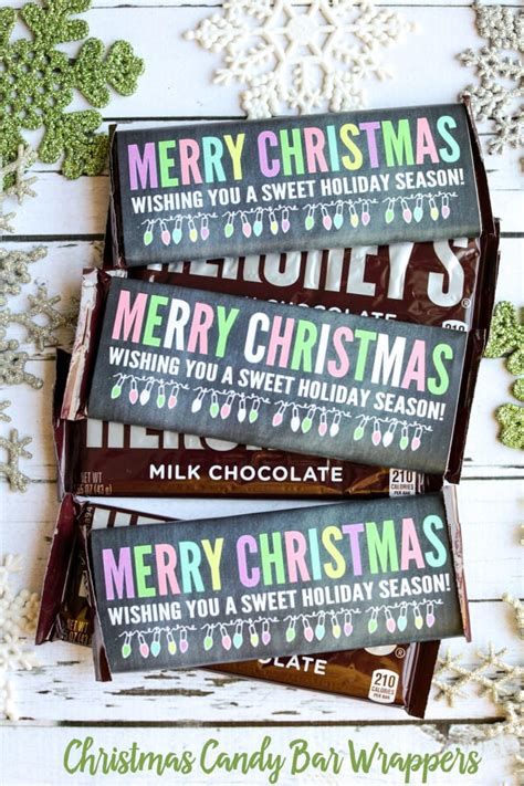 #candybar #wrappers #snowman #christmas #holidays #stockingstuffer. Merry Christmas Candy Bar Wrappers