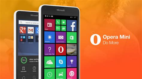 Rpm / snap this is a safe download from opera.com. Opera Mini is here for your Windows Phone!