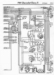 1962 Chevrolet Steering Column Diagram