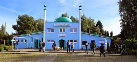 city post osnabrück ahmadiyya mosque basharat mosque osnabruck germany