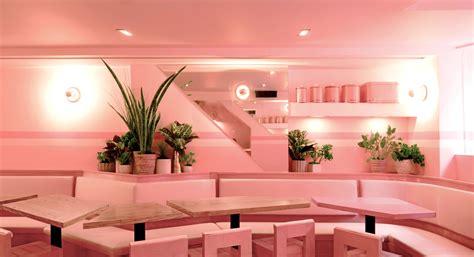 york citys  pink pietro nolita restaurant