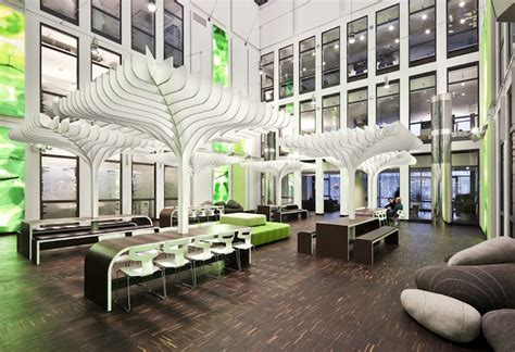 creative office space layout best exles of creative inspiring office designs Creative Office Space Layout