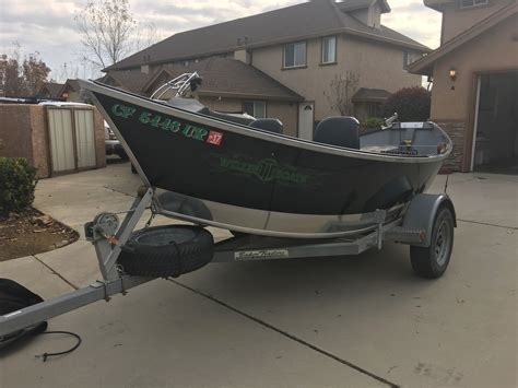 Drift Boat With Motor For Sale by 2010 17x60 Willie Drift Boat 11 000 Willie Boats