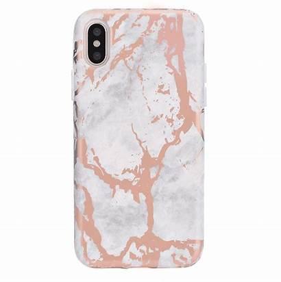 Rose Marble Iphone Case Chrome Velvetcaviar Phone