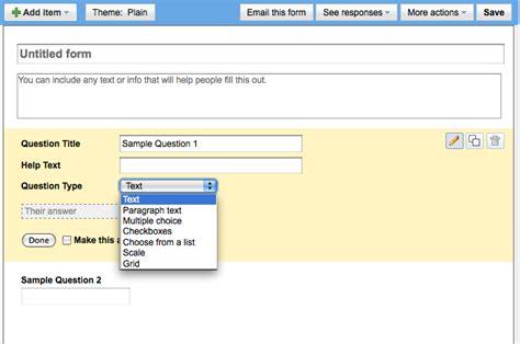 google forms google documents libguides