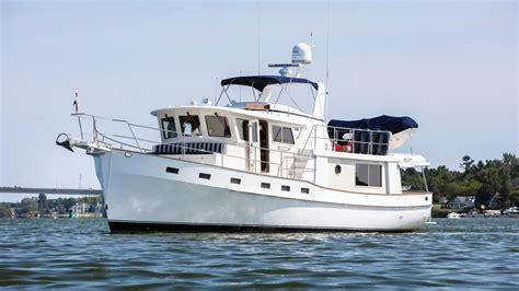 Kadey Krogen Boats by 2016 Kadey Krogen 48 Ae Power Boat For Sale Www