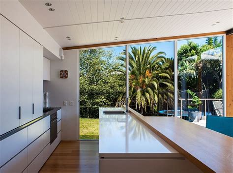 kitchen flooring ideas photos auckland bungalow with modern glass and timber extension