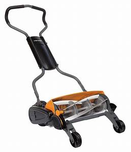 Fiskars 113880 Momentum Reel Mower  Amazon Co Uk  Diy  U0026 Tools