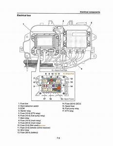 Gp1800 Wiring Diagram Errors  Yamaha Factory Service Manual