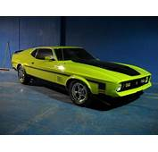 Details About 1970 Ford Mustang Mach 1  Hot Rods
