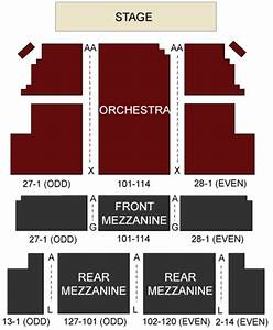 Majestic Theatre New York City Seating Chart Broadway Musical Home Majestic Theatre