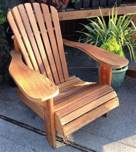 teak adirondack chairs