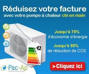 Devis Pompe A Chaleur : pompes chaleur jusqu 39 75 d 39 conomie d 39 nergie ~ Premium-room.com Idées de Décoration