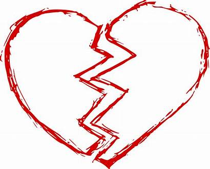 Broken Heart Transparent Clipart Background Break Onlygfx