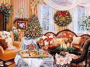 Home Design Room Decoration for Christmas 01