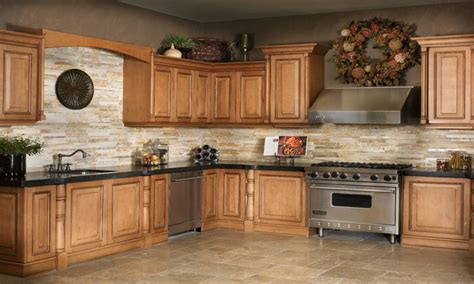 kitchen floor ideas with cabinets kitchen floor tile ideas with oak cabinets stacked slate