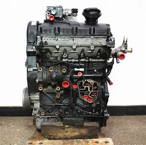 Vw 1 9 Tdi Motor : engine motor long block 04 05 vw jetta golf mk4 beetle ~ Jslefanu.com Haus und Dekorationen
