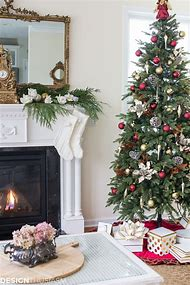 slim christmas tree decorating tutorials